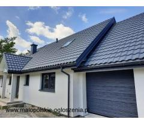 Nowy dom Kamilek Max z garażem 124,6 m2 , 499 000zł