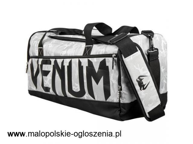 Torby sportowe na trening - współpracuj z Fightershop.com.pl