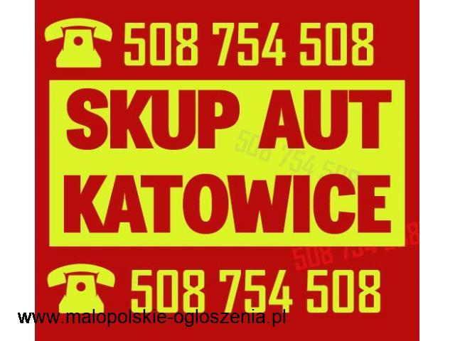 skup aut Małopolska, Katowice, Auto Skup, Samochody Katowice Kupię Każdy, używane kupię