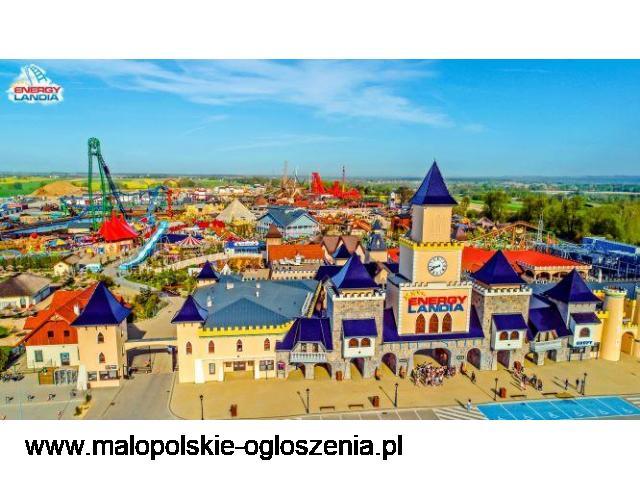 Energylandia największy rodzinny park w Polsce