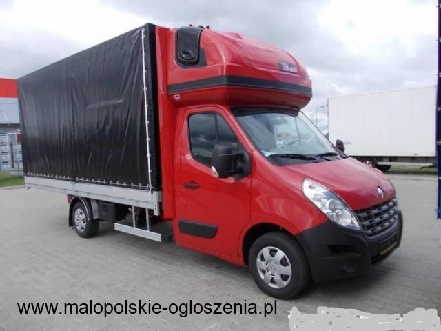 Usługi przeprowadzki transport Zator krajowe , zagraniczne przewozy